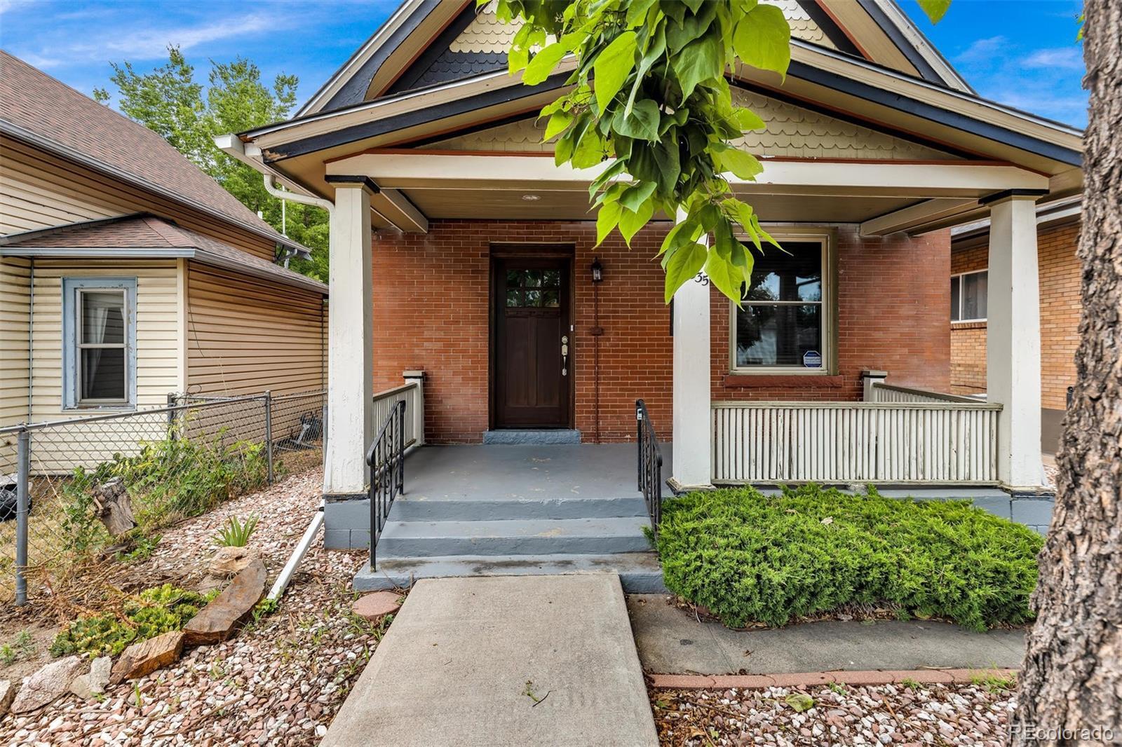 2535 W 38th Avenue Property Photo - Denver, CO real estate listing