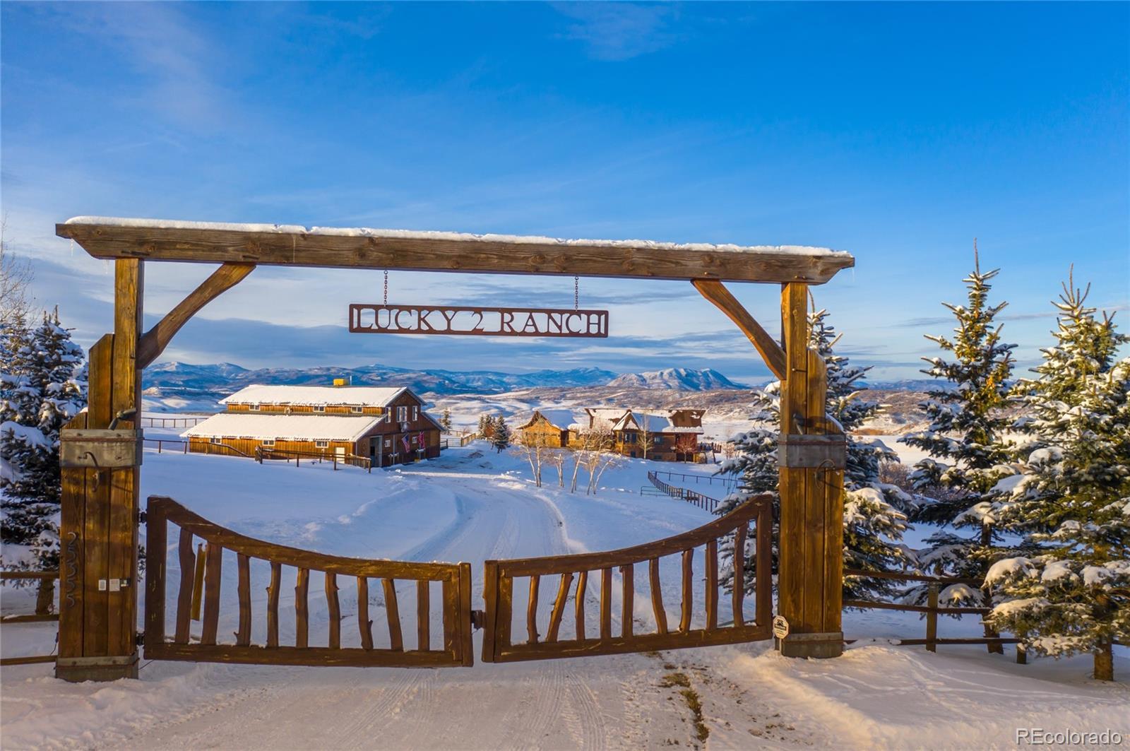 25355 Bella Vista Circle Property Photo - Steamboat Springs, CO real estate listing