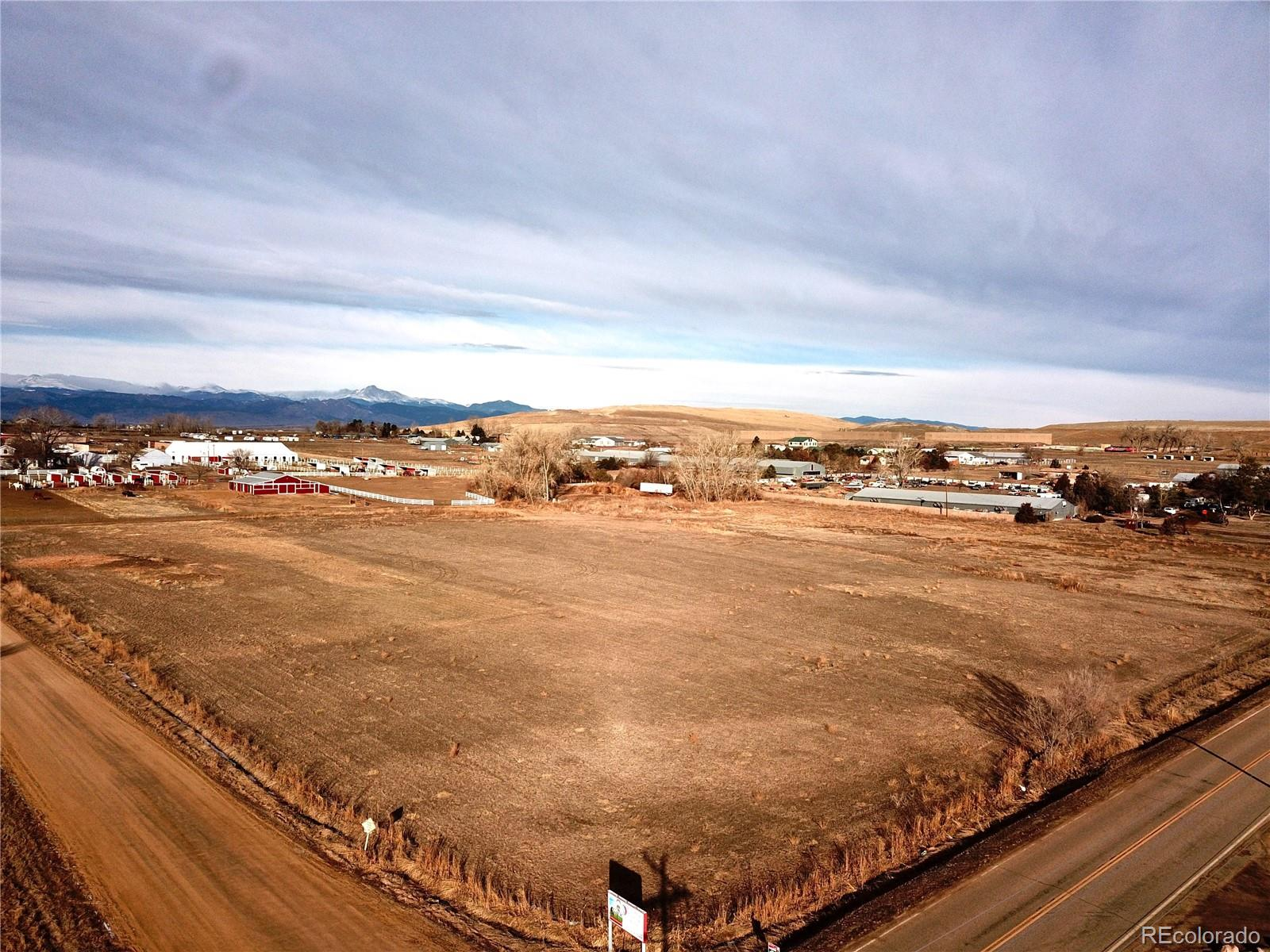 587 County Road 7 Property Photo - Erie, CO real estate listing