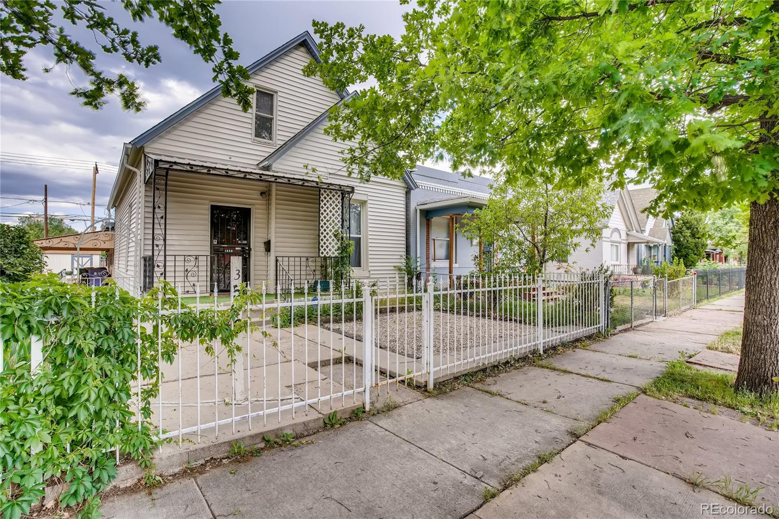 3546 N Williams Street Property Photo - Denver, CO real estate listing