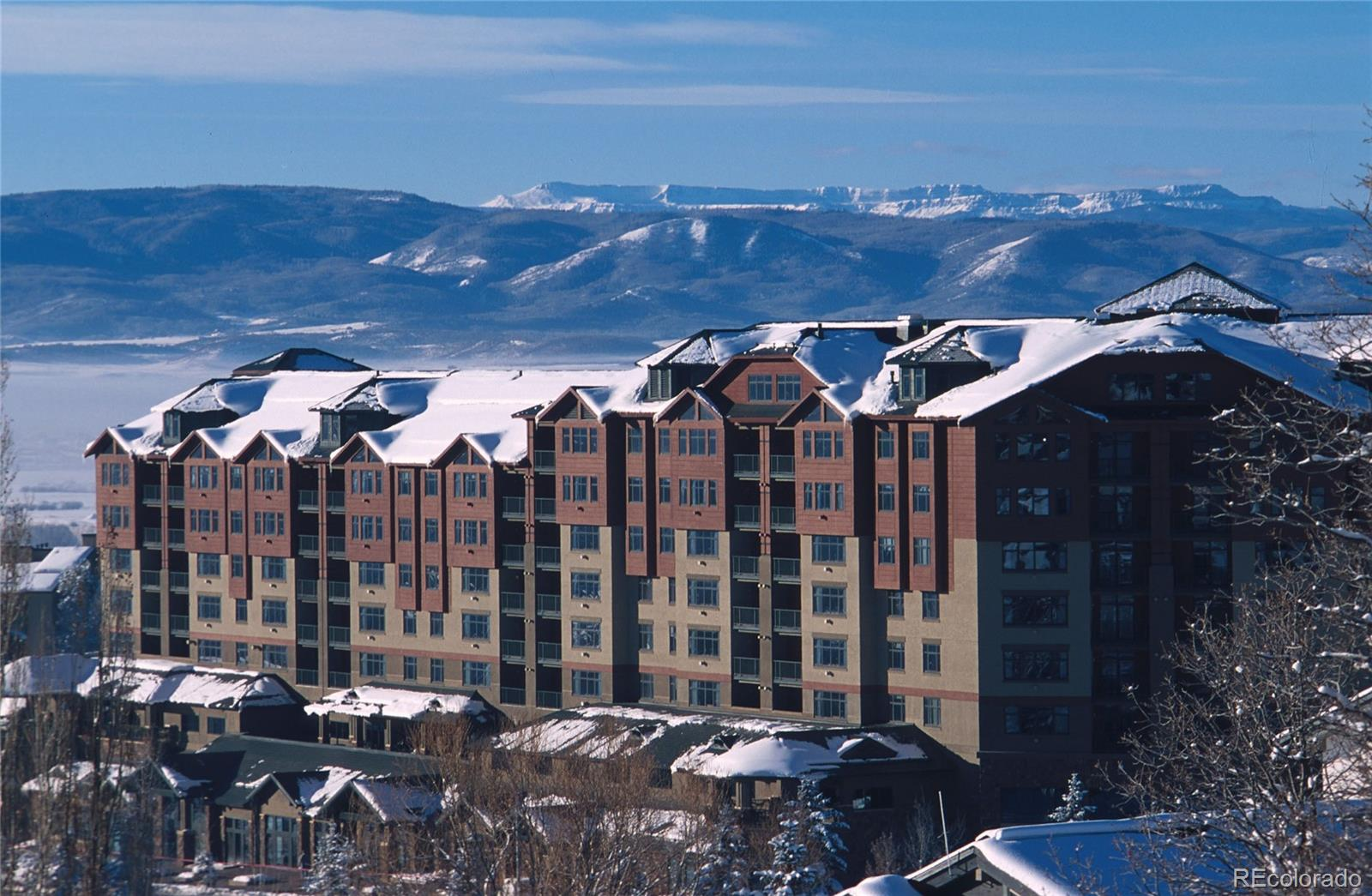 2300 Mt. Werner Circle 411/414 Cal4 Property Photo - Steamboat Springs, CO real estate listing