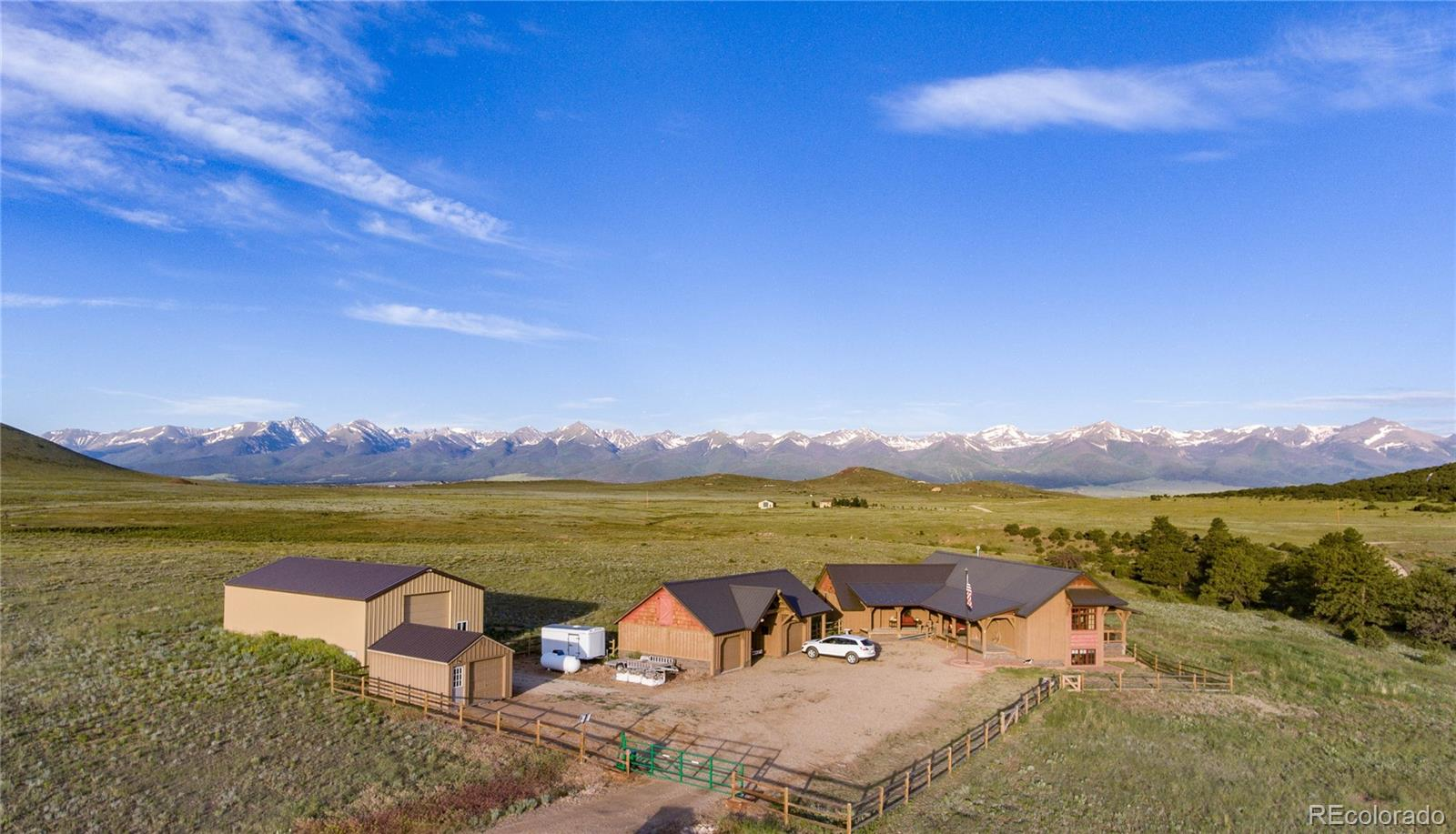 105 Hill Country Road Property Photo - Westcliffe, CO real estate listing