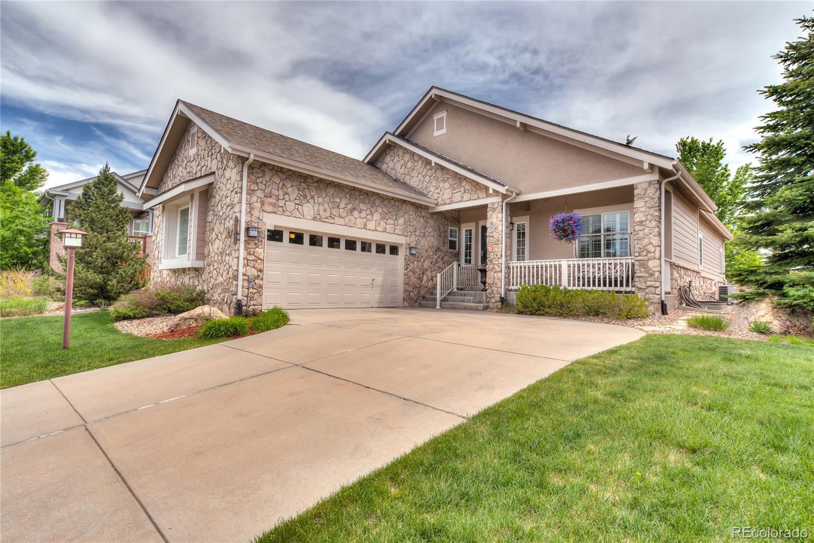 22854 E Canyon Place Property Photo - Aurora, CO real estate listing