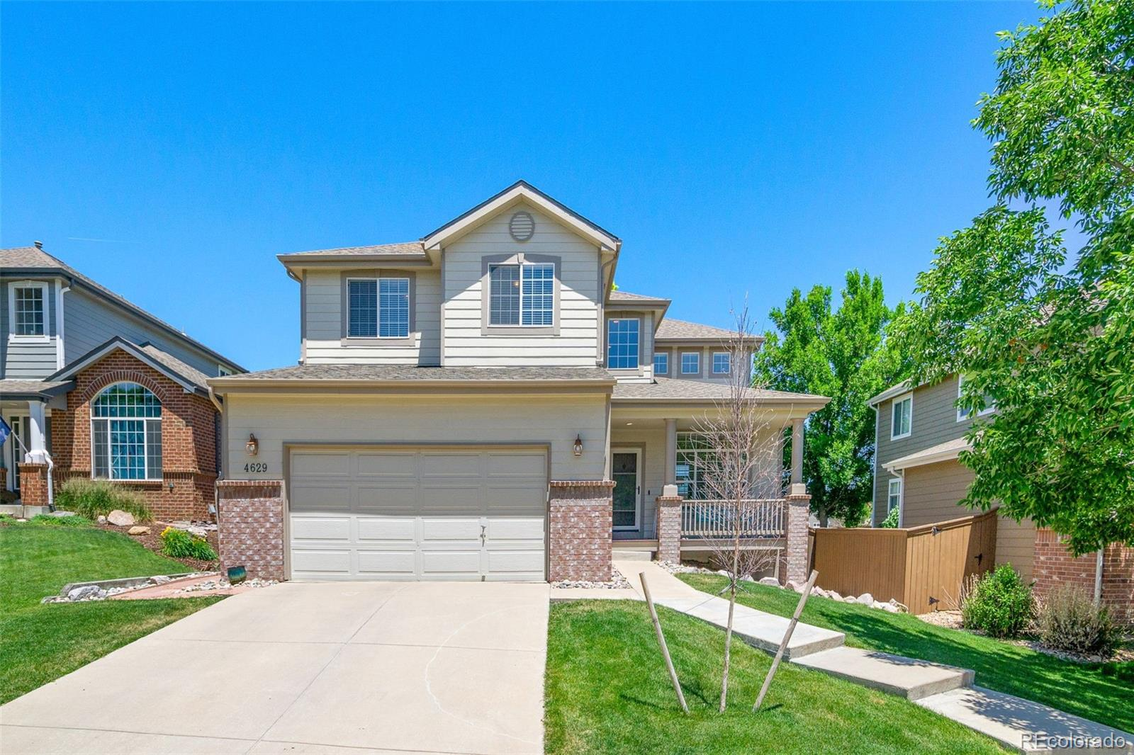 4629 Whitehall Lane Property Photo - Highlands Ranch, CO real estate listing