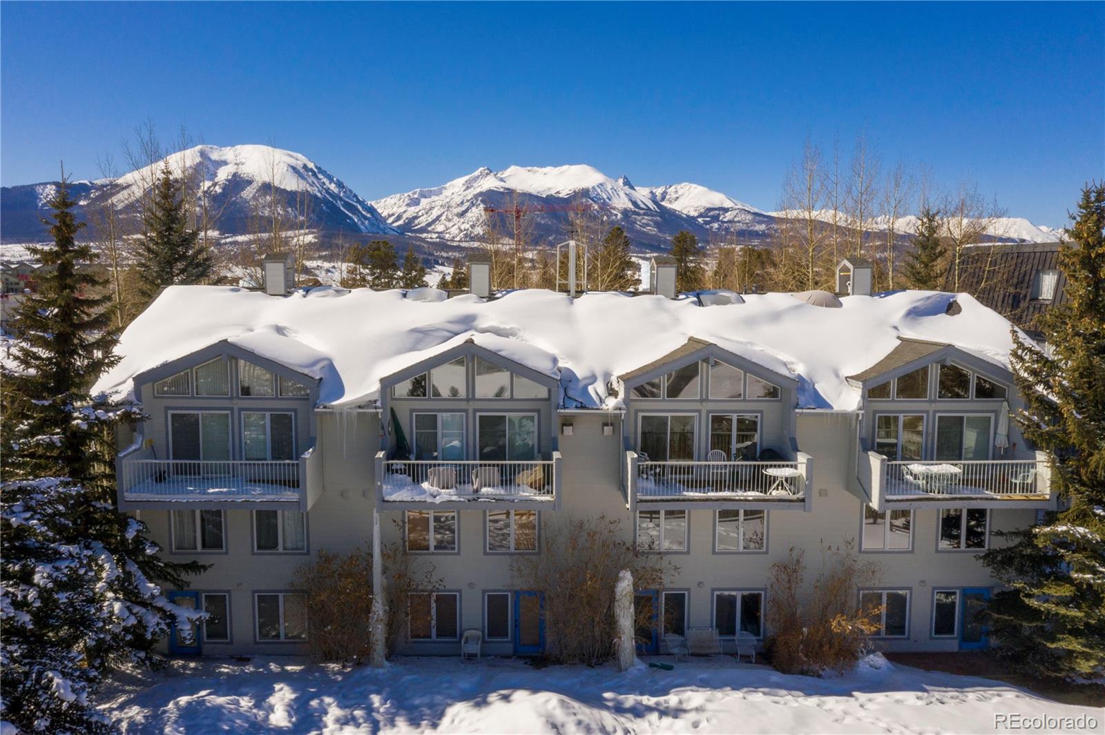 316 E La Bonte Street #B Property Photo - Dillon, CO real estate listing