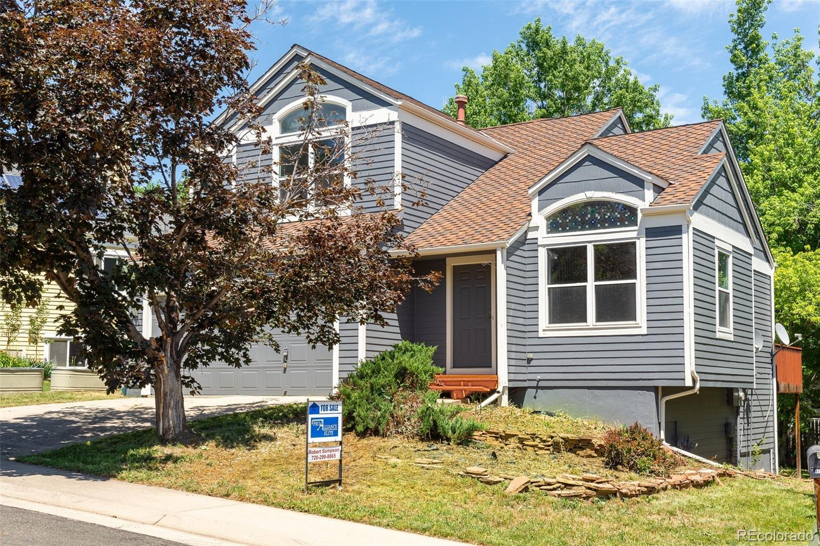 972 Arapahoe Circle Property Photo - Louisville, CO real estate listing