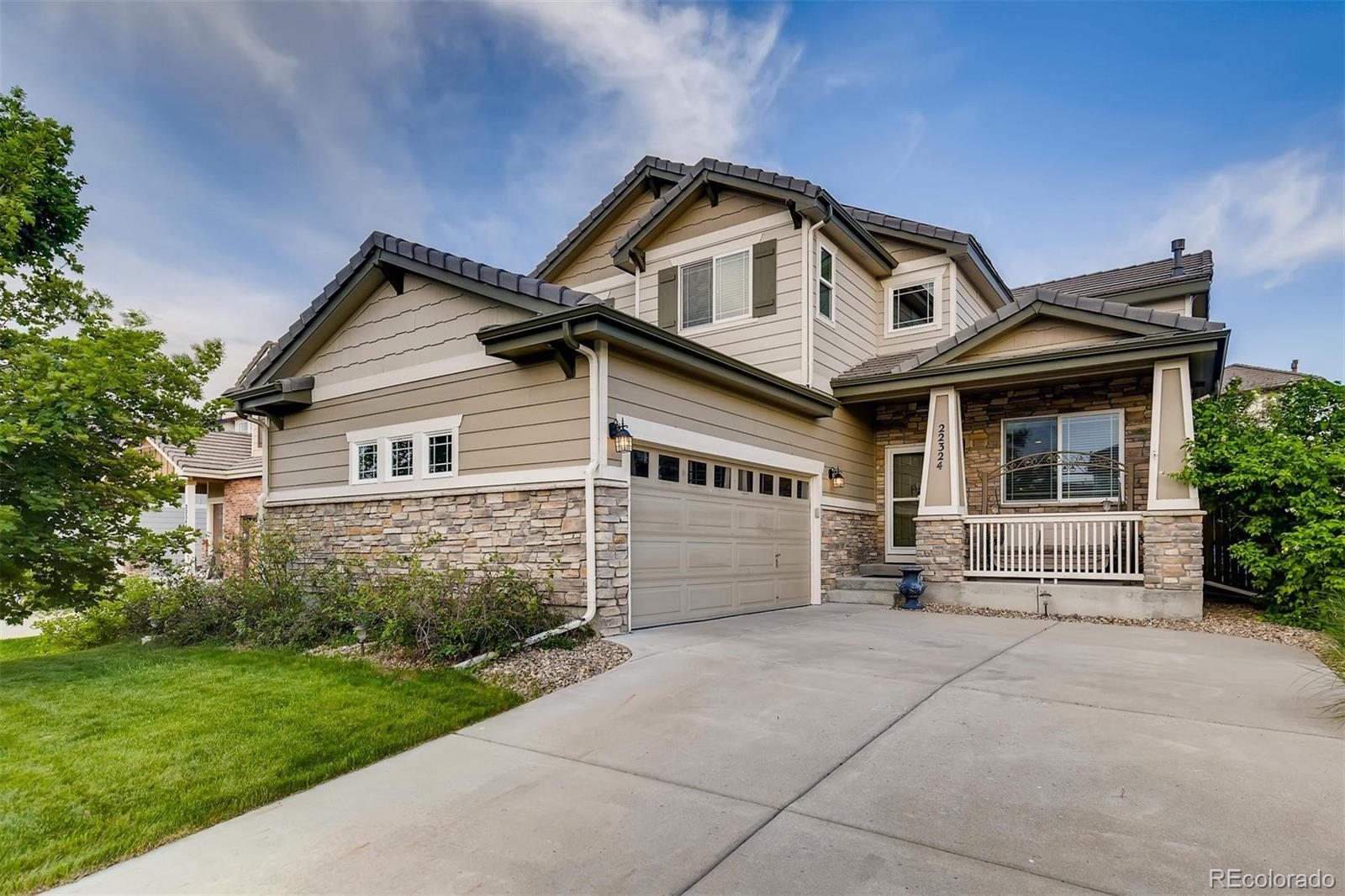 22324 E Kenyon Place Property Photo - Aurora, CO real estate listing