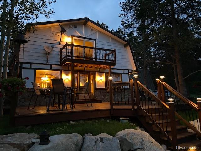 4707 County Road 41 Property Photo - Granby, CO real estate listing