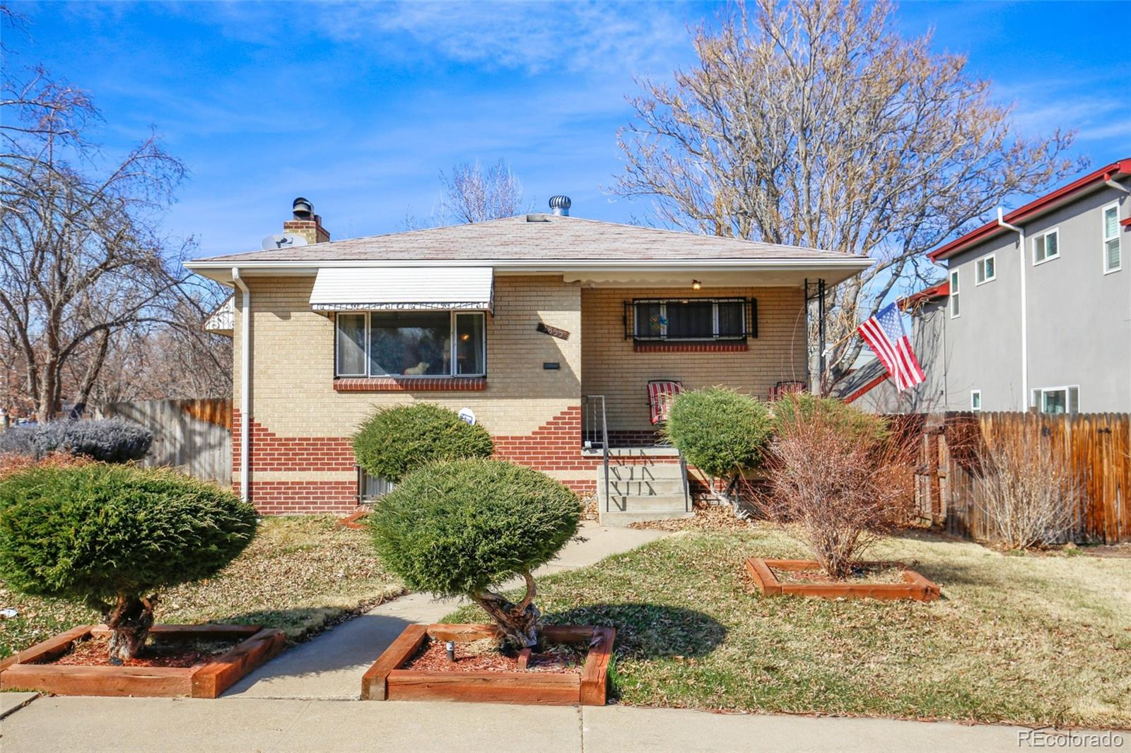 2855 W 35th Avenue Property Photo - Denver, CO real estate listing