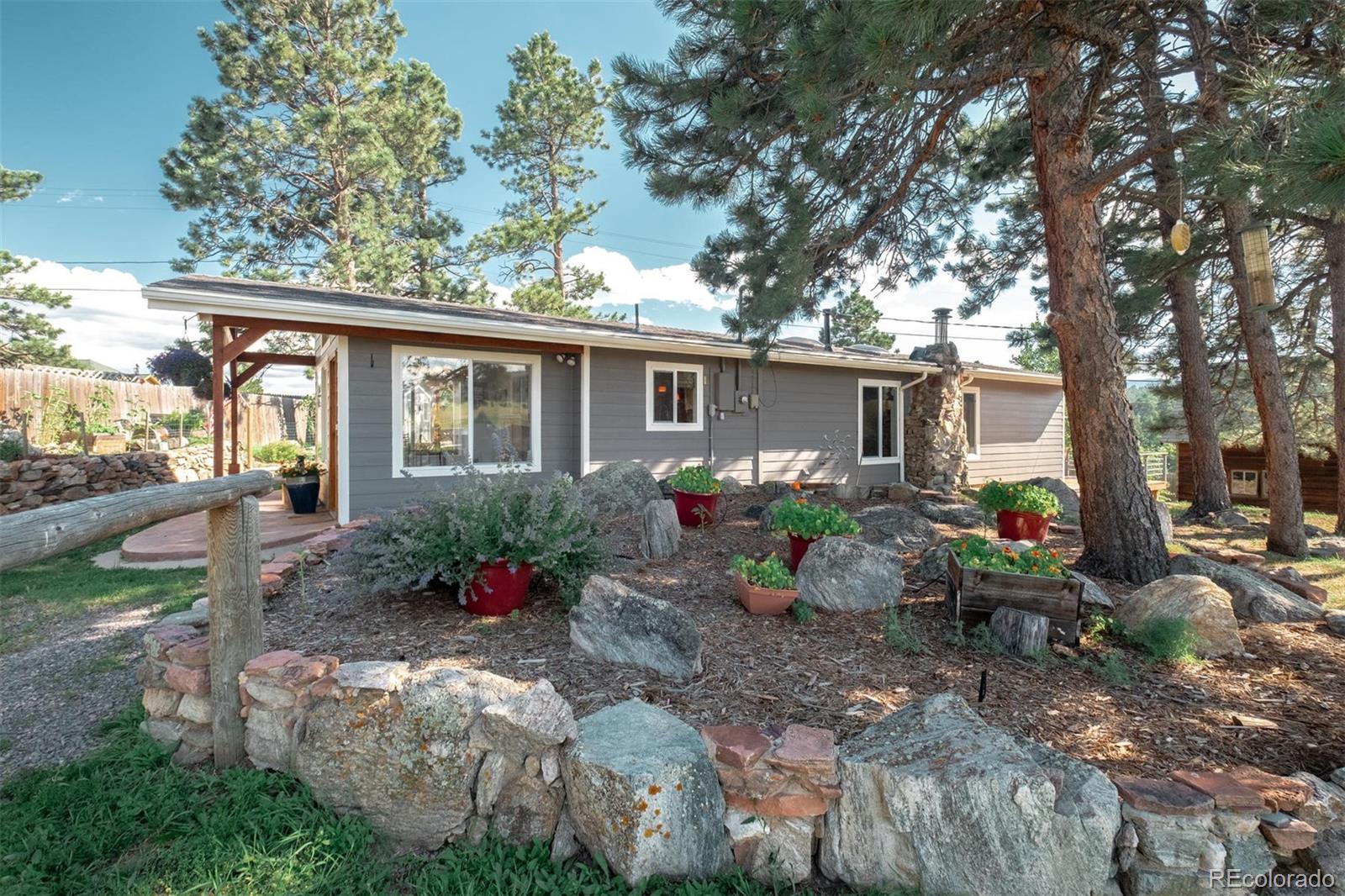 30754 Pine Cone Lane, Evergreen, CO 80439 - Evergreen, CO real estate listing
