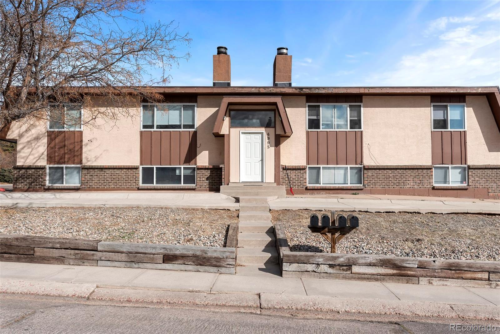 4995 Picturesque Circle Property Photo - Colorado Springs, CO real estate listing