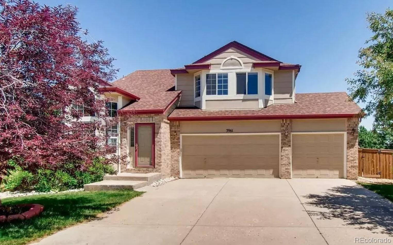 3961 Garnet Court Property Photo - Highlands Ranch, CO real estate listing