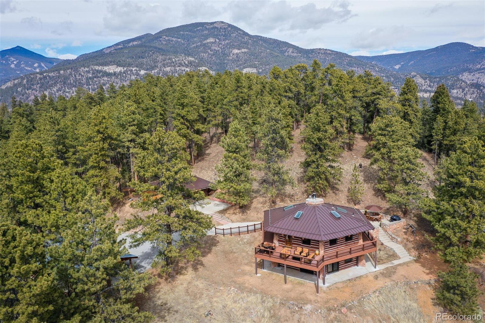 462 Yankee Creek Trail, Evergreen, CO 80439 - Evergreen, CO real estate listing