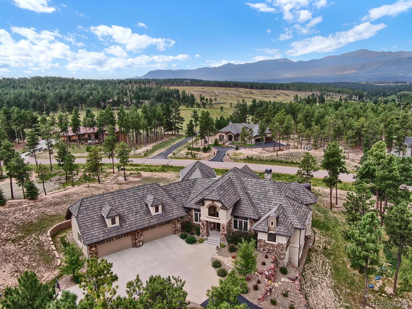 4135 Foxchase Way Property Photo - Colorado Springs, CO real estate listing