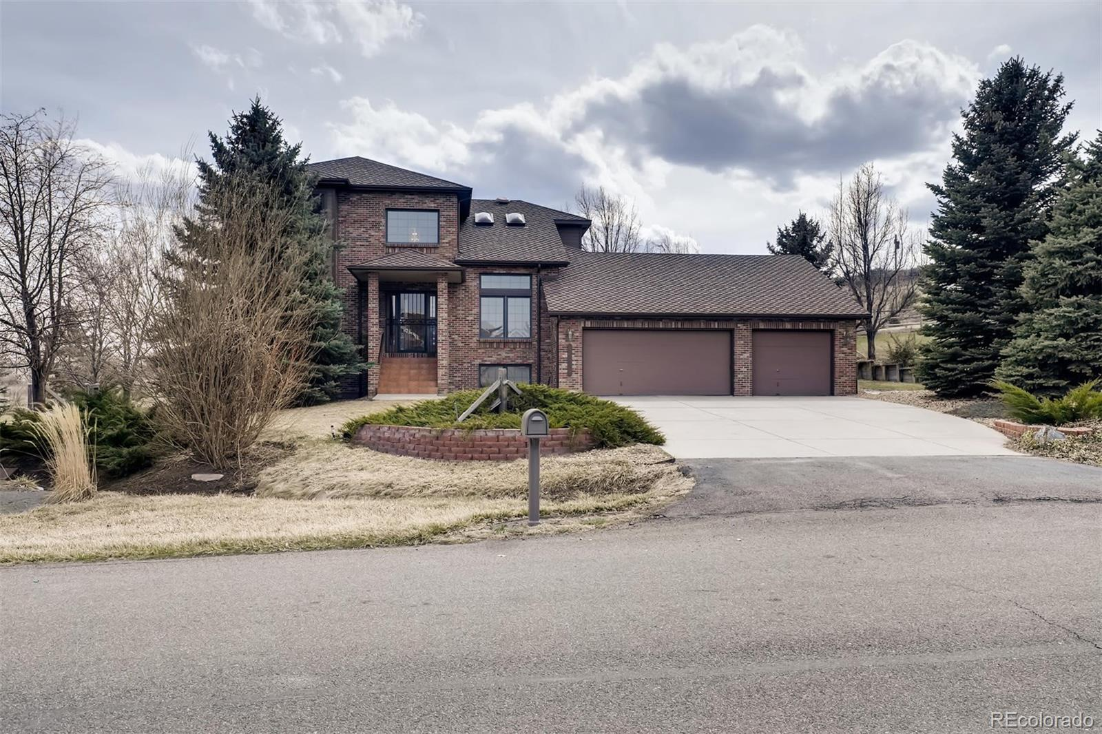 16838 W 55th Drive Property Photo - Golden, CO real estate listing