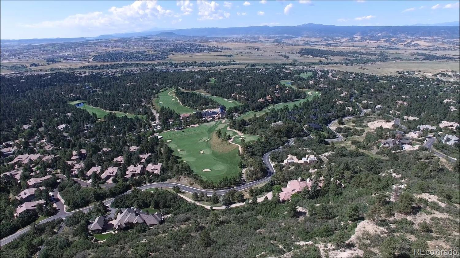 608 Cliffgate Lane Property Photo - Castle Rock, CO real estate listing