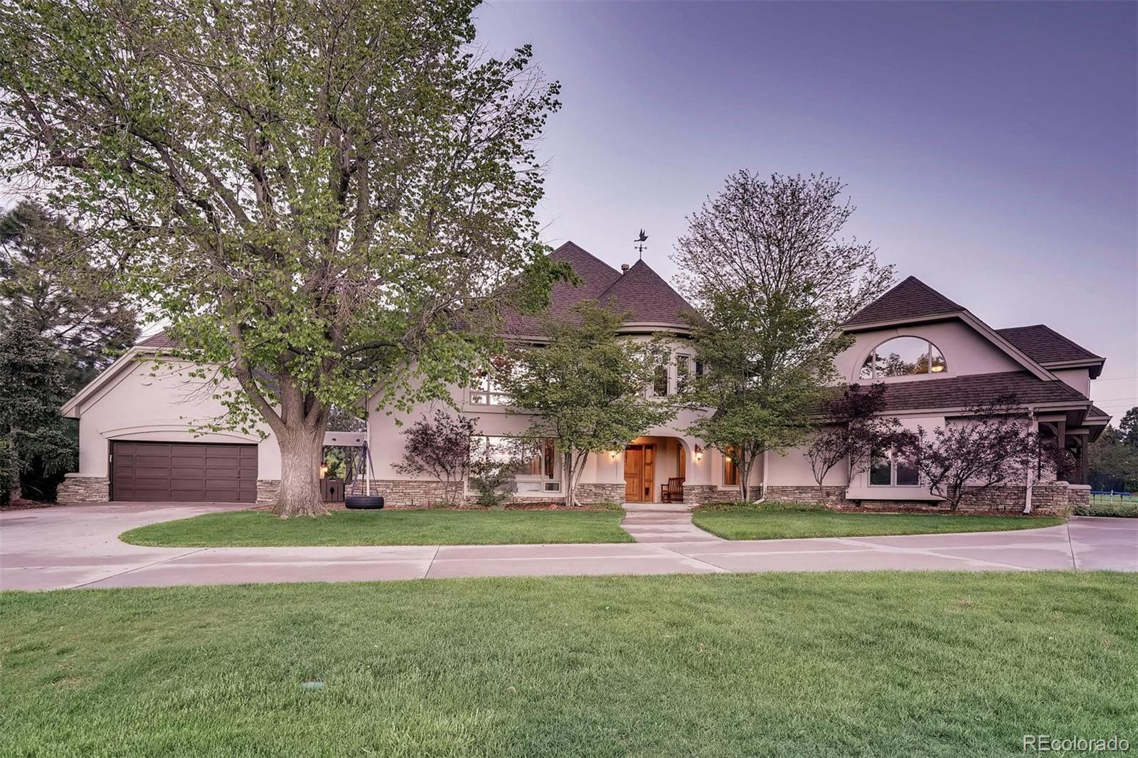 505 Rangeview Drive Property Photo - Littleton, CO real estate listing