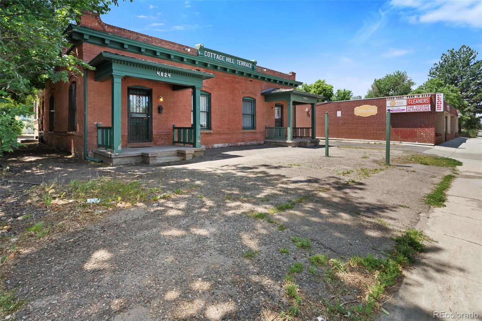 4824 W 38th Avenue Property Photo - Denver, CO real estate listing