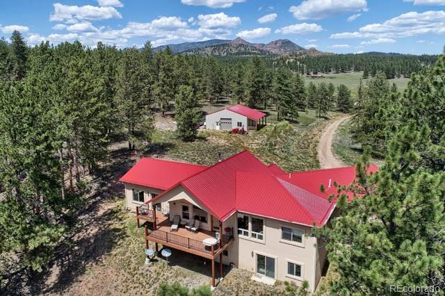 37081 County 77 Road Property Photo - Lake George, CO real estate listing