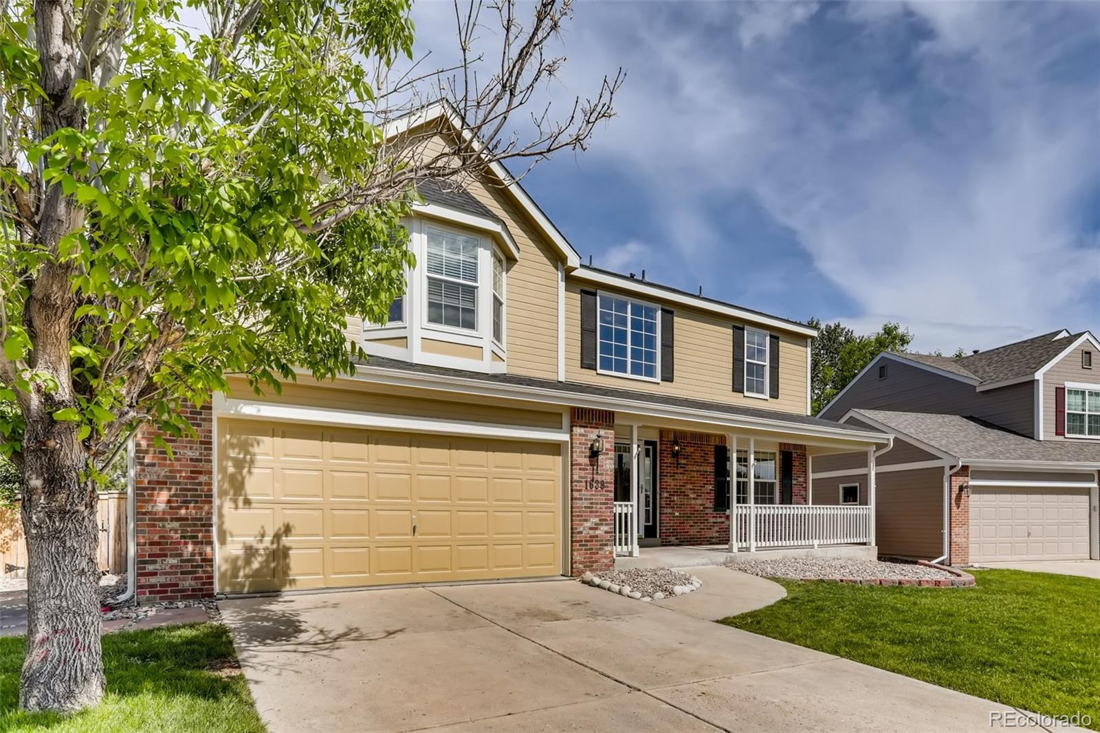 1639 Spring Water Lane Property Photo - Highlands Ranch, CO real estate listing