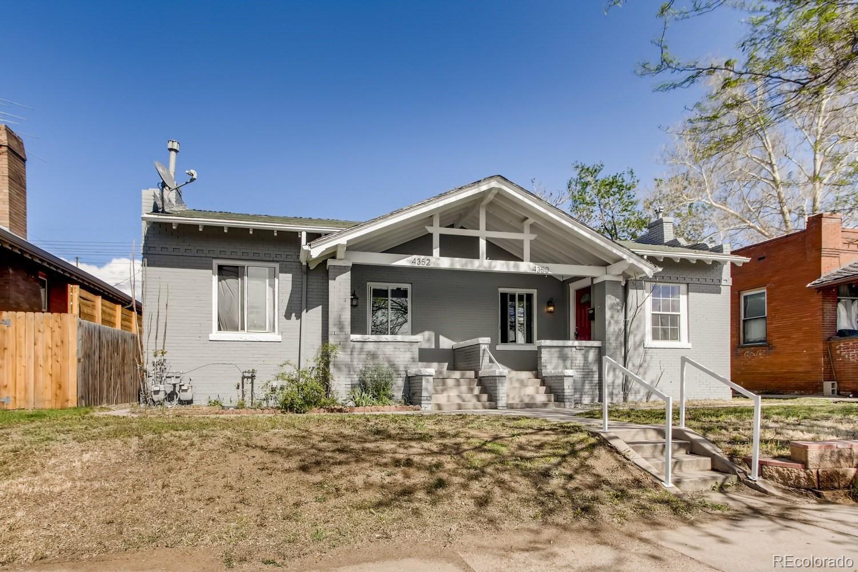 4350 Josephine Street Property Photo - Denver, CO real estate listing