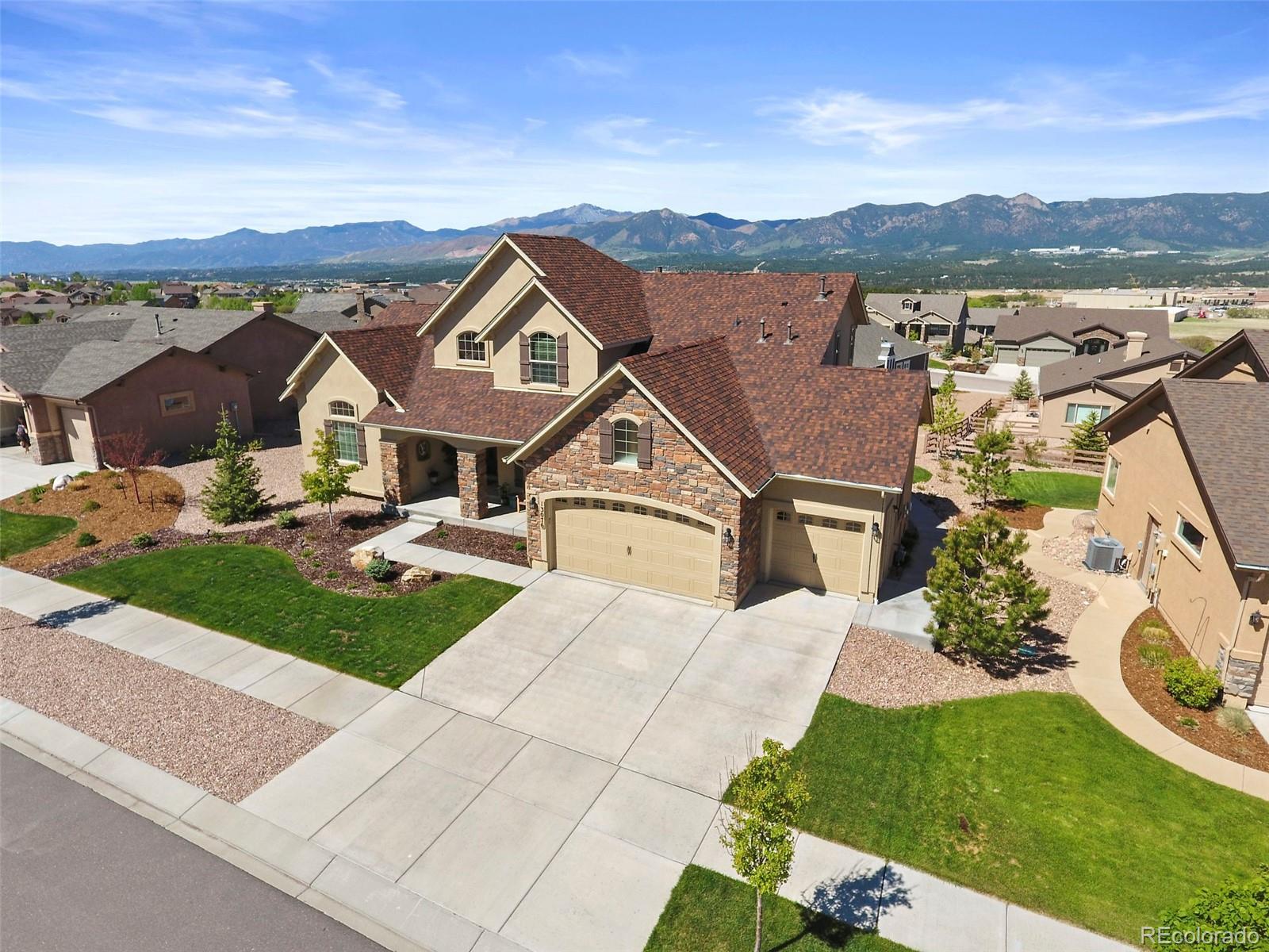 13076 Fisheye Drive Property Photo - Colorado Springs, CO real estate listing