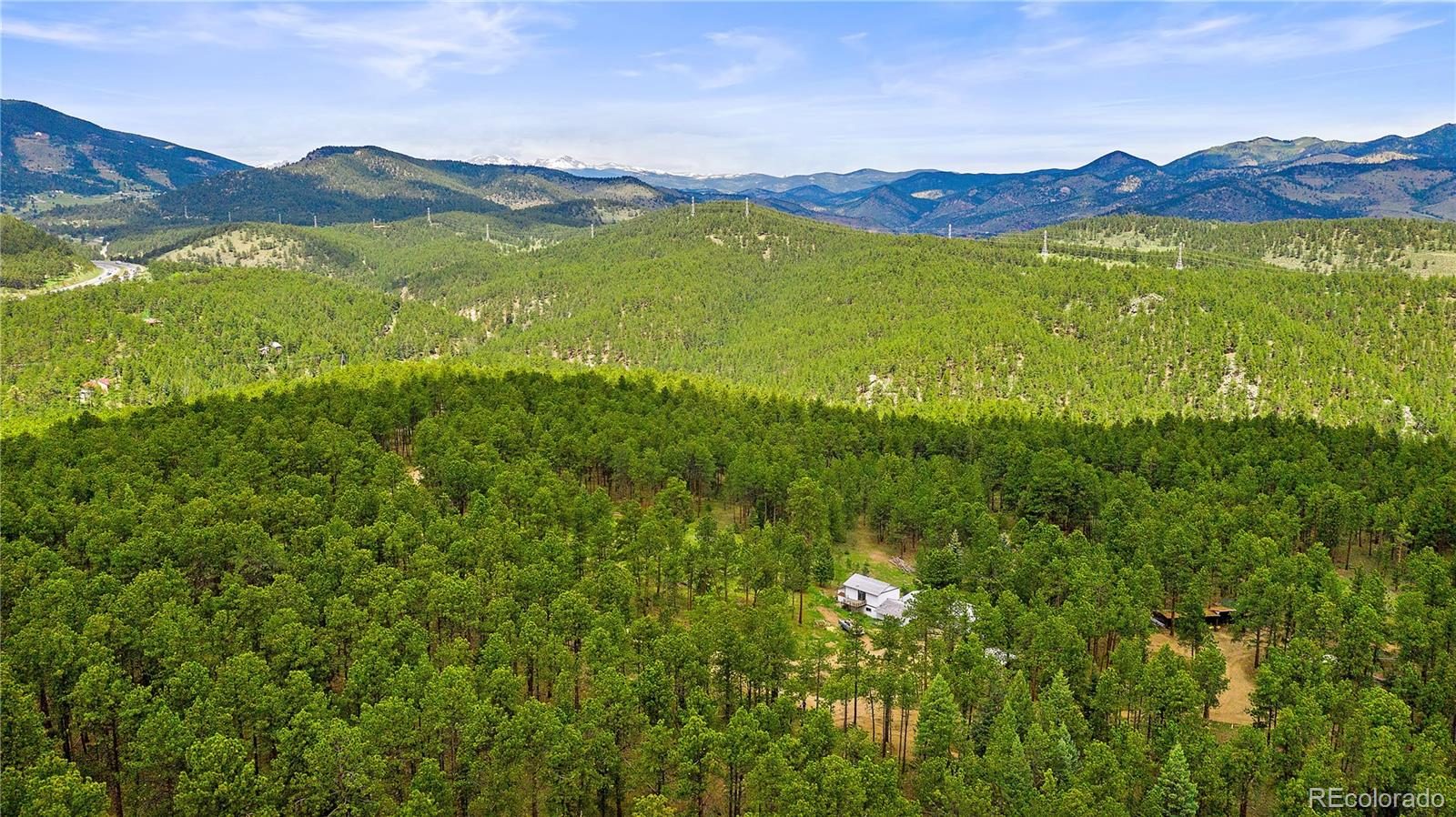 31762 Soda Creek Drive Property Photo - Evergreen, CO real estate listing