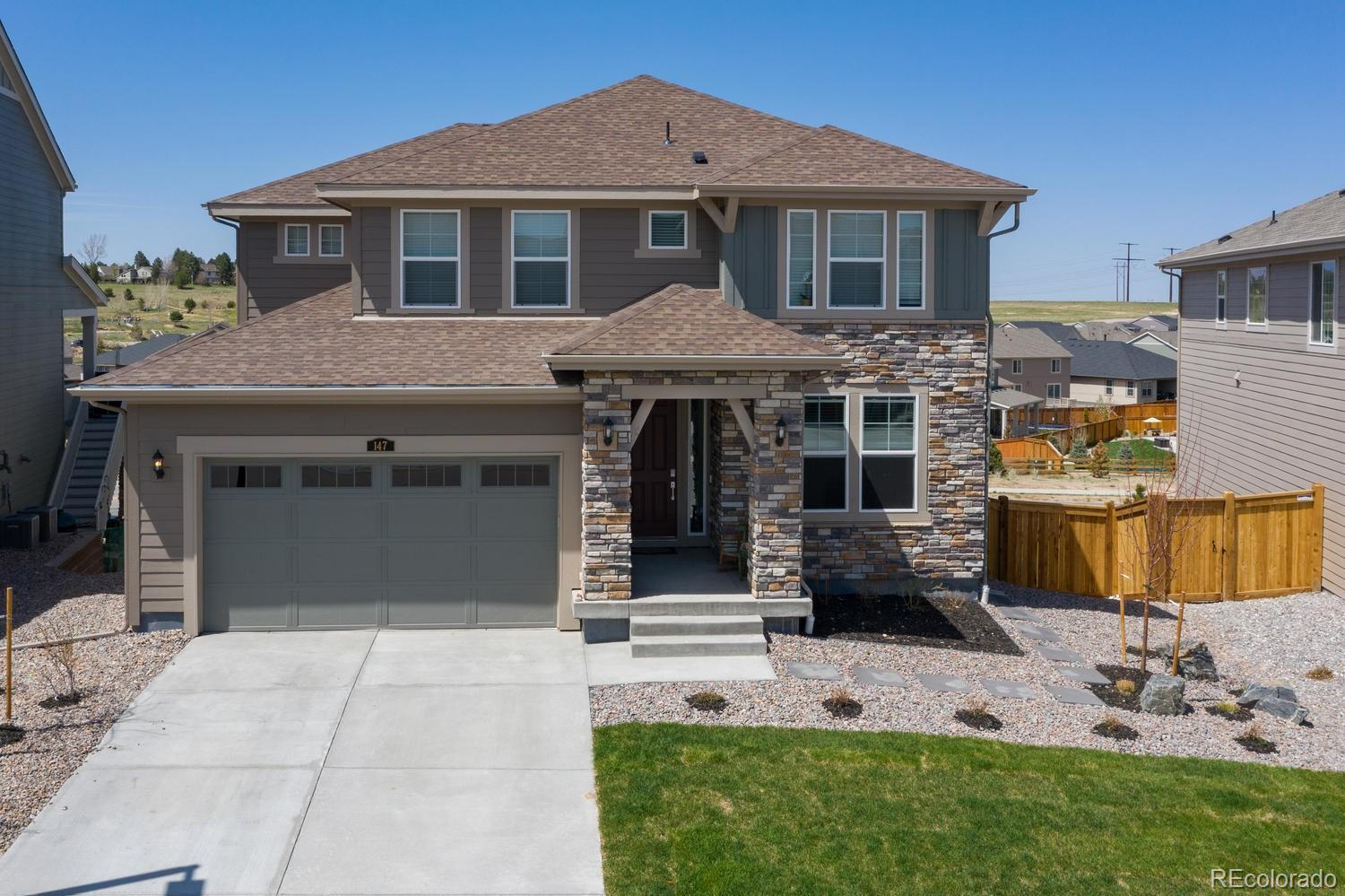 147 Green Fee Circle, Castle Pines, CO 80108 - Castle Pines, CO real estate listing