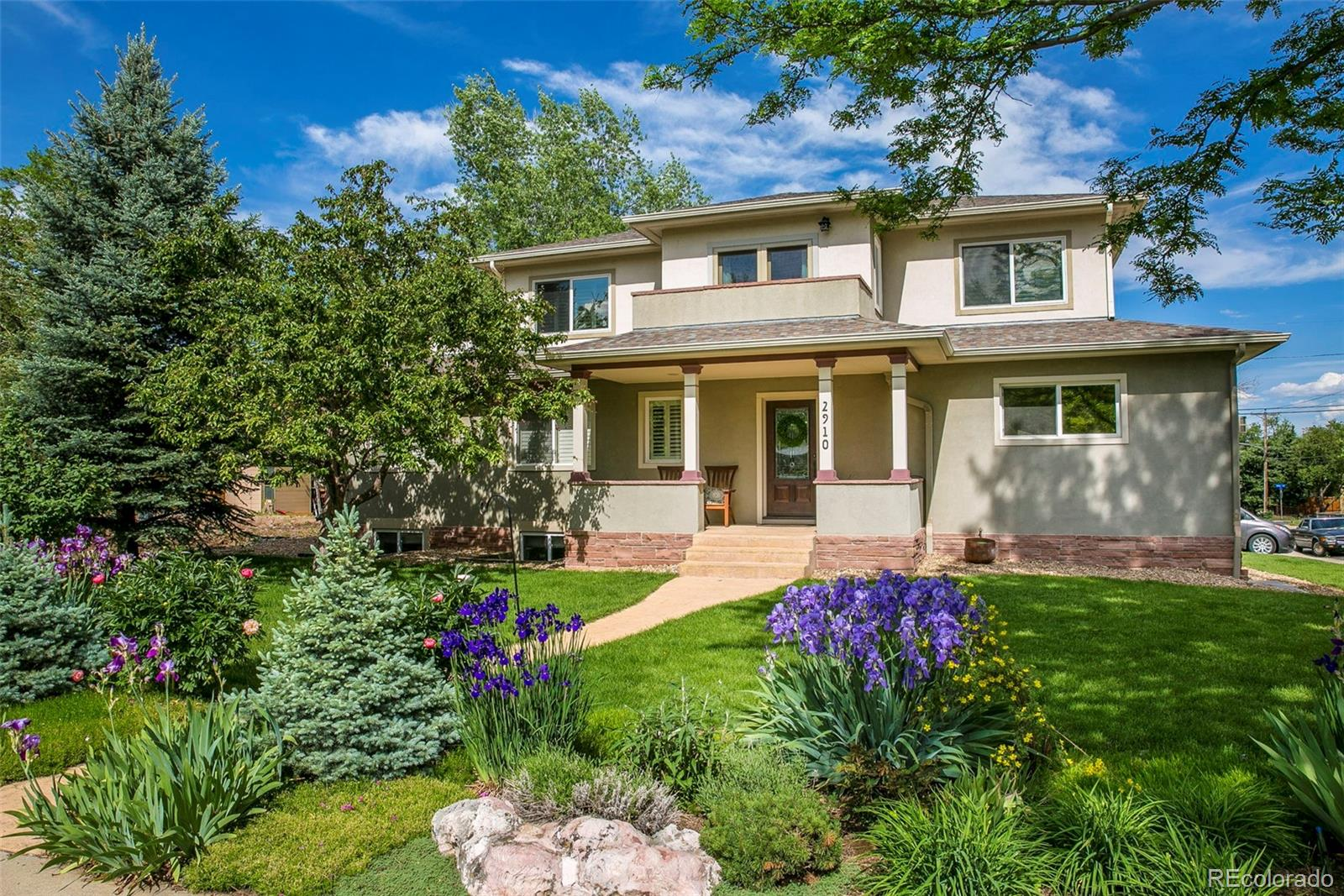2910 17th Street Property Photo - Boulder, CO real estate listing