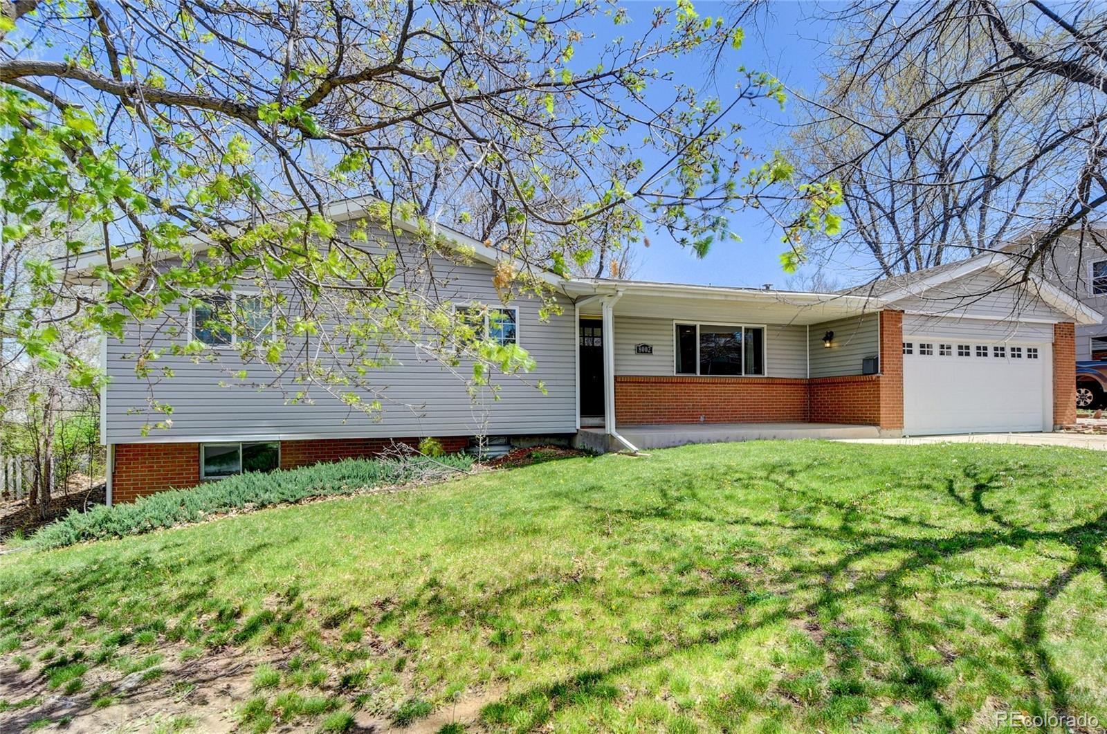 8002 S Jay Drive Property Photo - Littleton, CO real estate listing