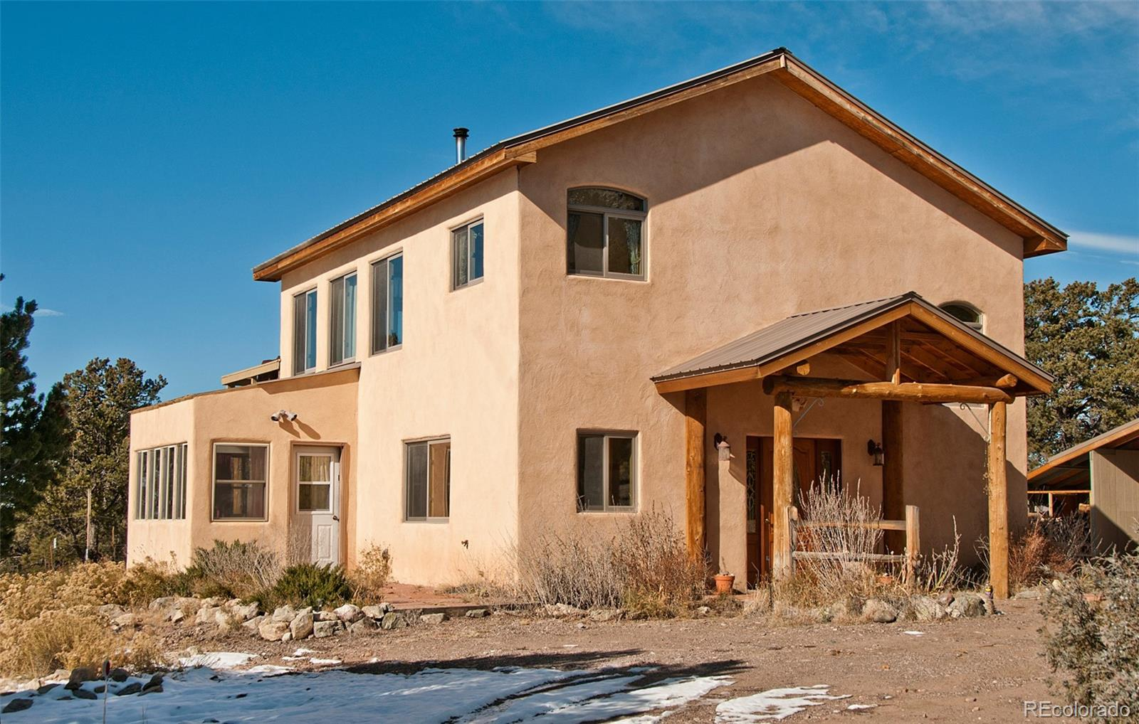 4455 Ridgecrest Way Property Photo - Crestone, CO real estate listing