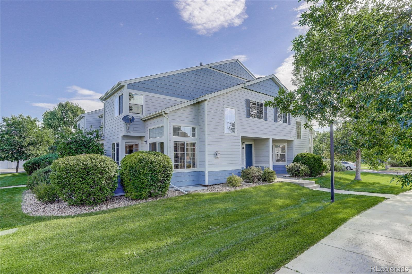 1419 Red Mountain Drive #47 Property Photo - Longmont, CO real estate listing