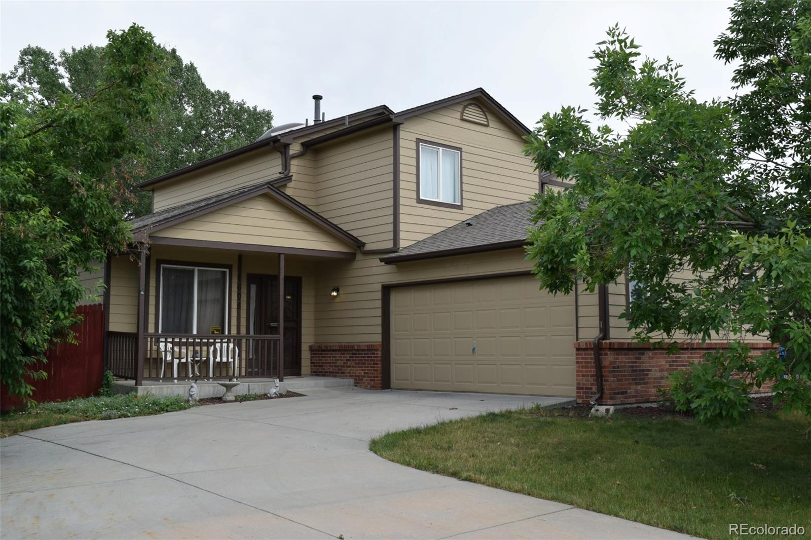 1608 Argonne Street Property Photo - Aurora, CO real estate listing