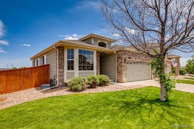 11844 High Desert Road Property Photo - Parker, CO real estate listing