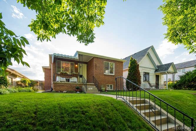 2801 Yates Street Property Photo - Denver, CO real estate listing
