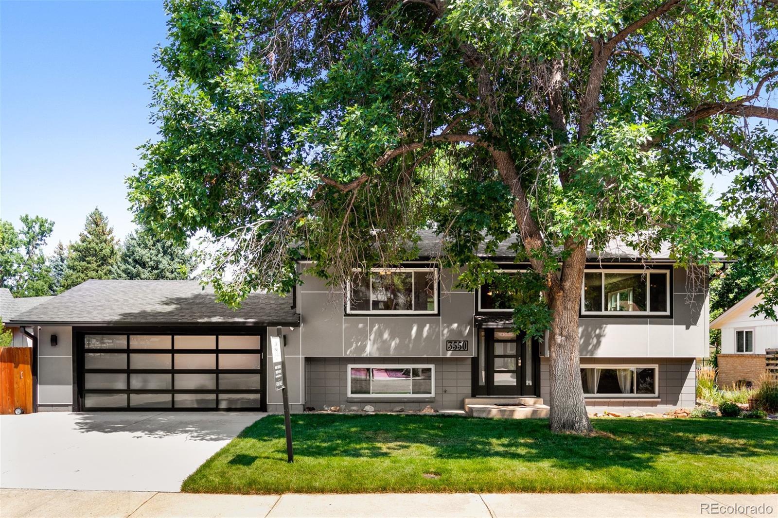3550 Copper Street Property Photo - Boulder, CO real estate listing