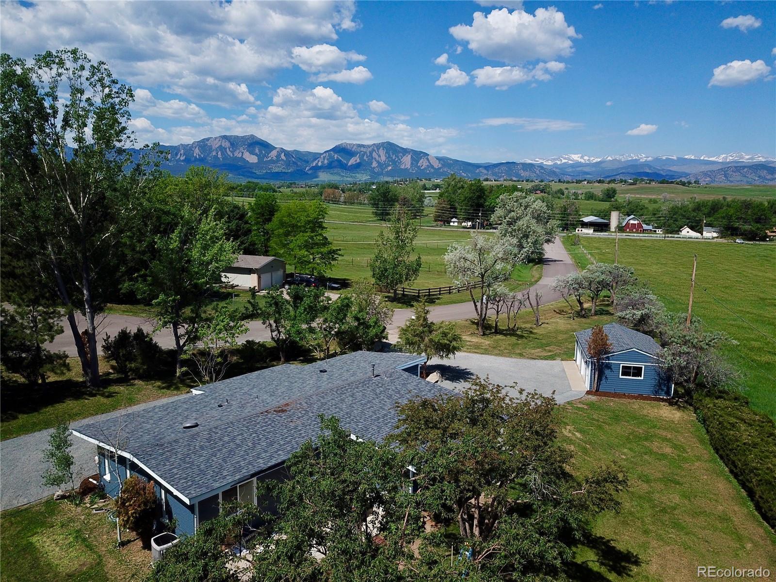 7621 Arlington Drive Property Photo - Boulder, CO real estate listing