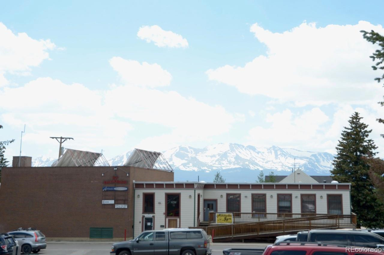 115 W 6th Street Property Photo - Leadville, CO real estate listing