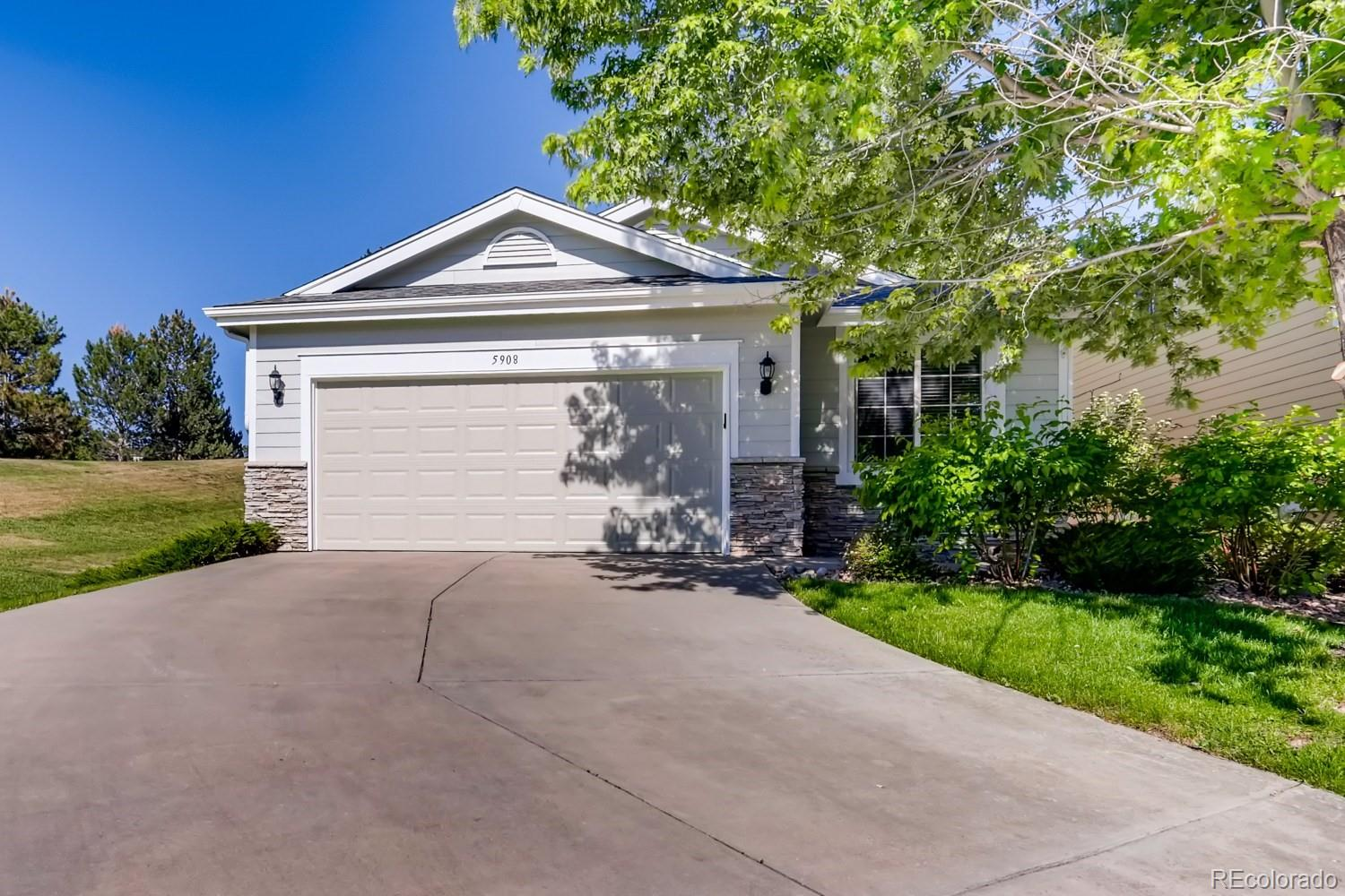 5908 S Yampa Street Property Photo - Aurora, CO real estate listing