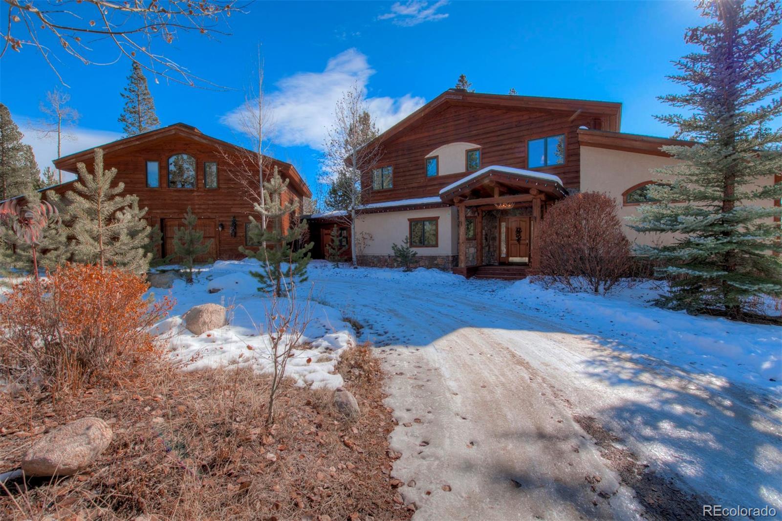 514 CR 49 Property Photo - Grand Lake, CO real estate listing