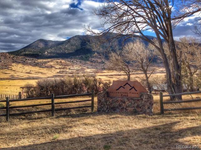 Lot 10 Yellowstone Creek Ranch Property Photo - La Veta, CO real estate listing