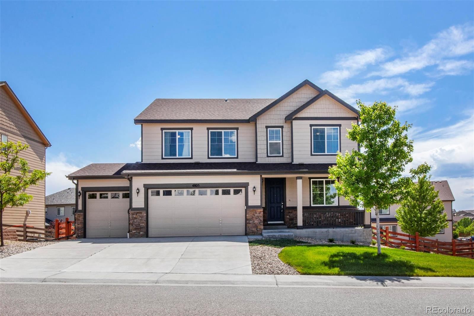 4805 S Riviera Way Property Photo - Aurora, CO real estate listing