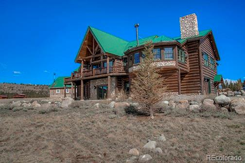 700 Cottage Grove Road Property Photo - Alma, CO real estate listing
