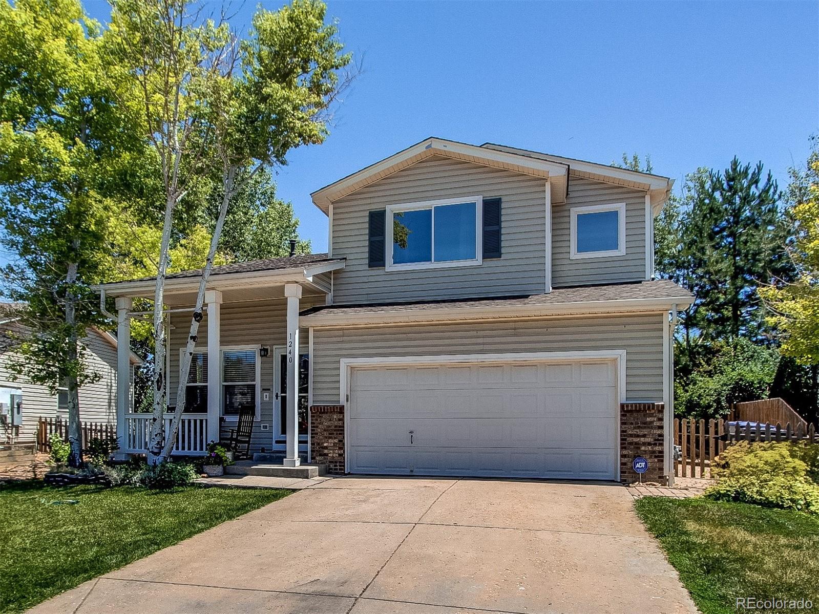 1240 Monarch Drive Property Photo - Longmont, CO real estate listing