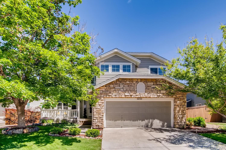 8696 Cresthill Lane Property Photo - Highlands Ranch, CO real estate listing