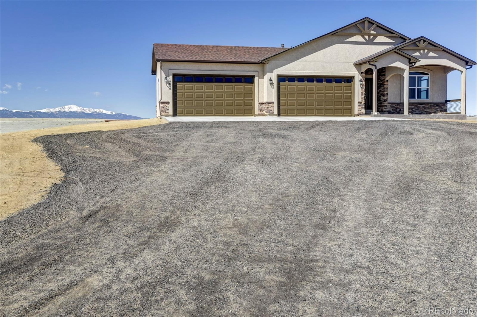 19030 Good Life View Property Photo - Calhan, CO real estate listing