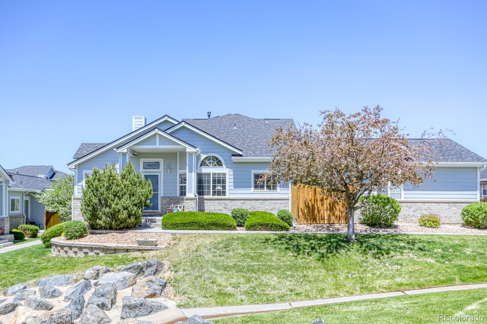 3079 S Yampa Way Property Photo - Aurora, CO real estate listing