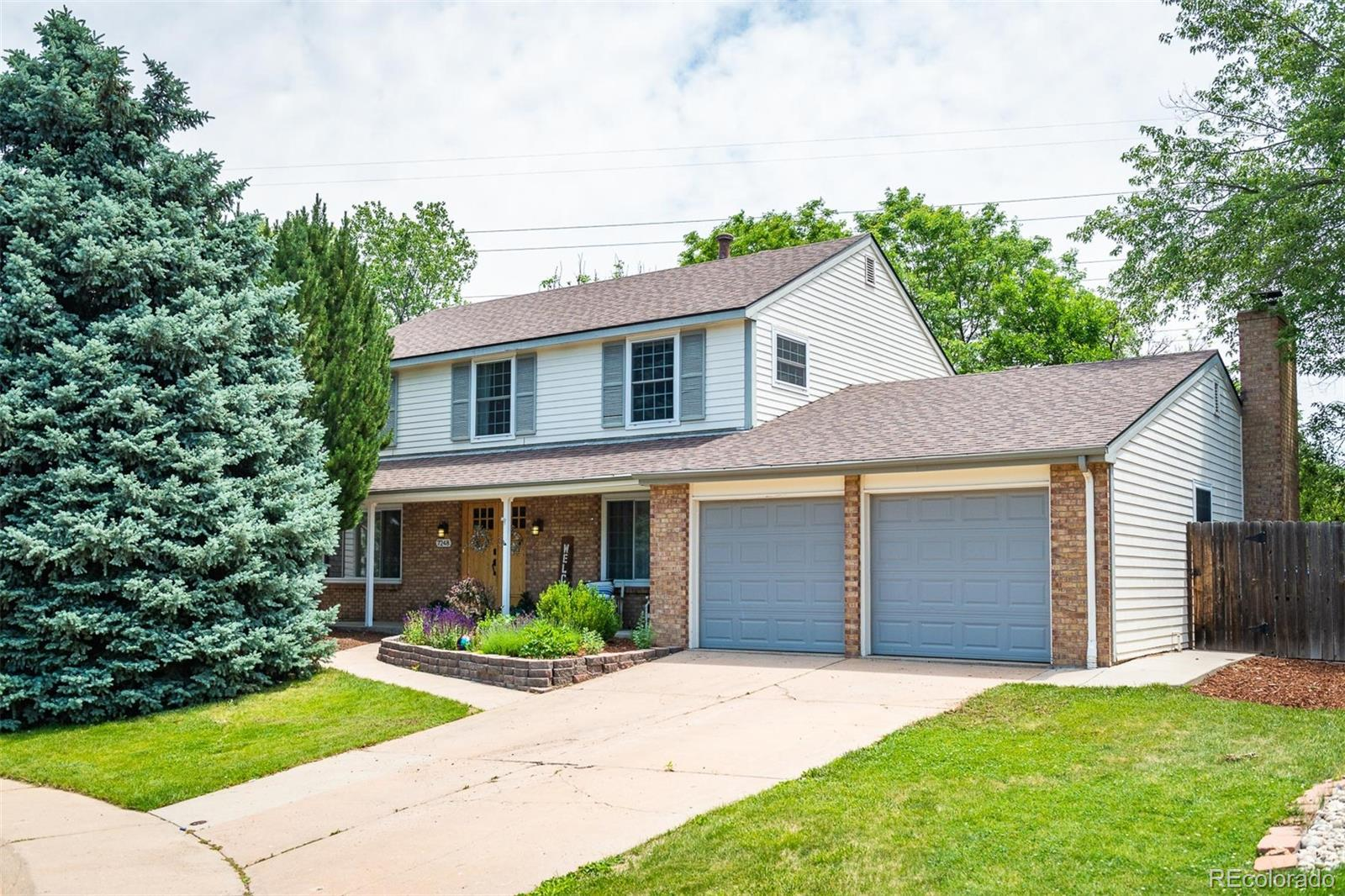 7248 S Hudson Court Property Photo - Centennial, CO real estate listing