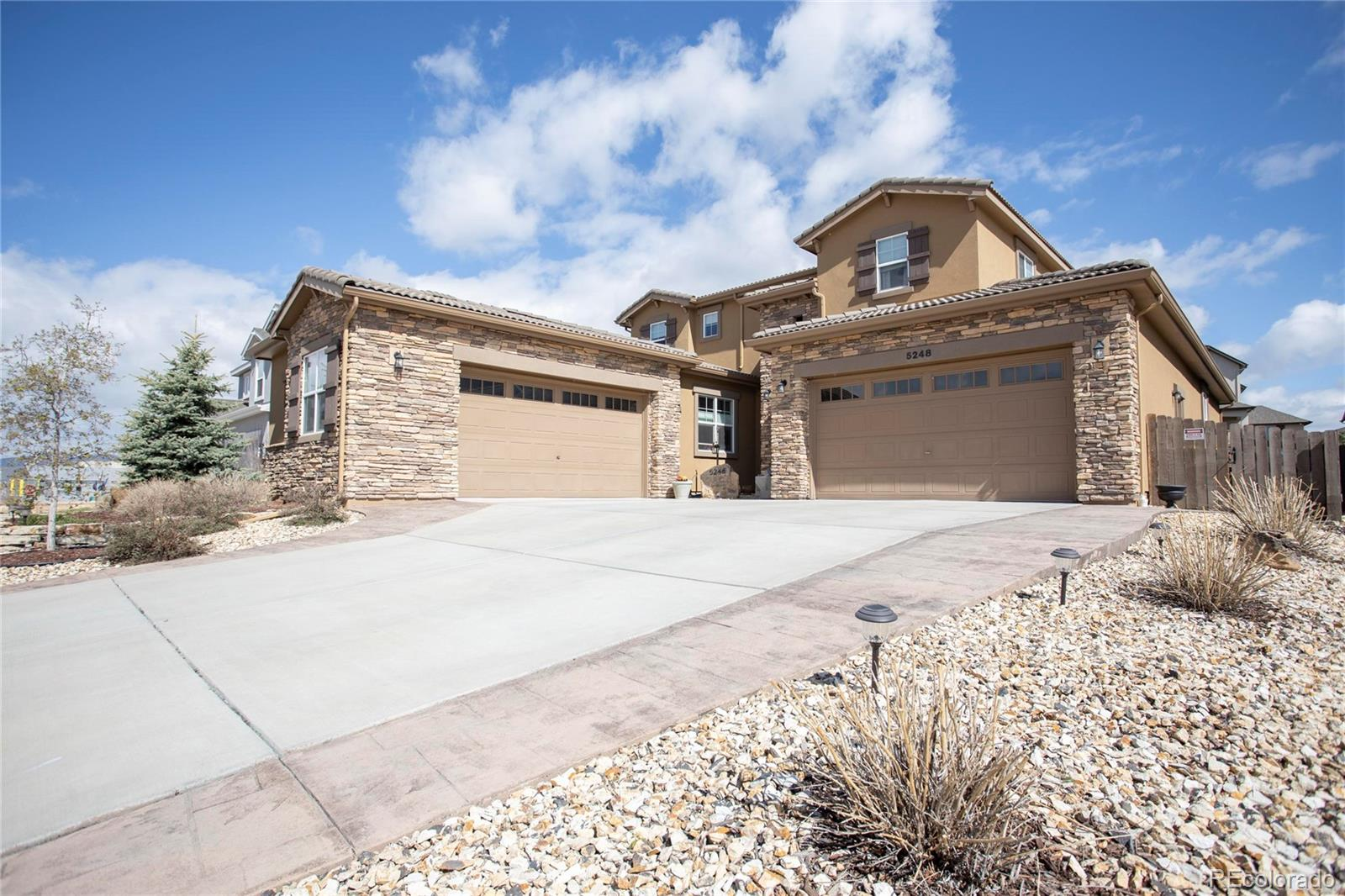5248 Mount Cutler Court Property Photo - Colorado Springs, CO real estate listing