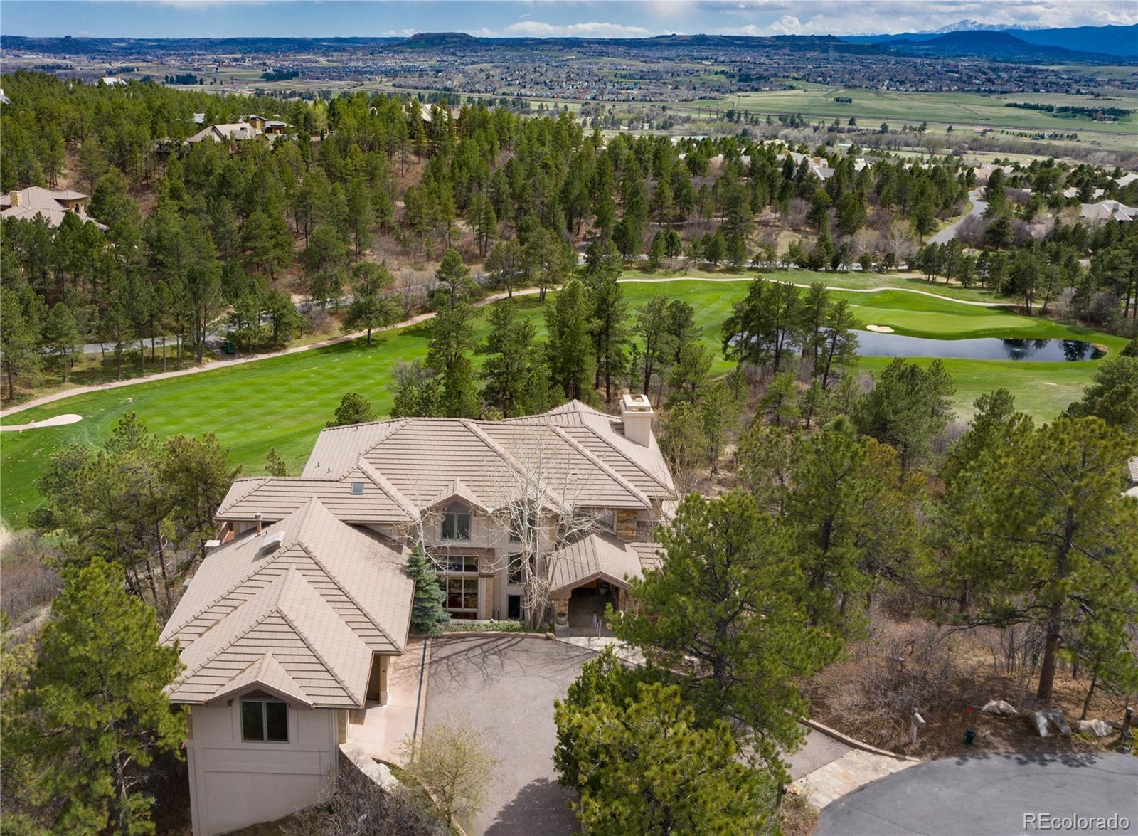 100 Coulter Place, Castle Rock, CO 80108 - Castle Rock, CO real estate listing